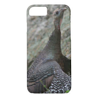 Coque iPhone 7 La Turquie sauvage, cas de l'iPhone 7