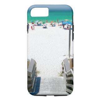 Coque iPhone 7 La vie est une plage !
