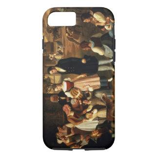 Coque iPhone 7 L'adieu de Dorothea, Hermann de Goethe de 'et font