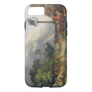 Coque iPhone 7 L'arc-en-ciel, 1784 (huile sur la toile)