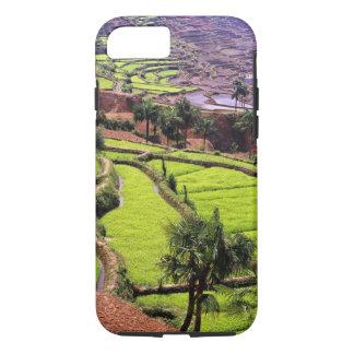 Coque iPhone 7 L'Asie, Chine, Yunnan, Honghe.  Les terrasses de