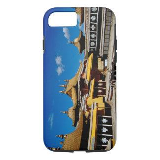 Coque iPhone 7 L'Asie, Thibet, Lhasa, rouge du Palais du Potala