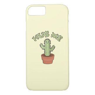 Coque iPhone 7 Le cactus m'étreignent