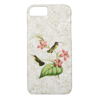 Coque iPhone 7 Le colibri de la côte