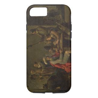 Coque iPhone 7 Le démenti de St Peter, 1646 (huile sur la toile)