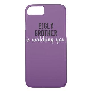 Coque iPhone 7 Le frère de Bigly vous observe