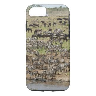 Coque iPhone 7 Le Kenya, aucune eau aucune expédition de rivière