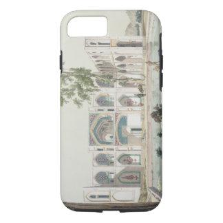 Coque iPhone 7 Le palais du Tchar-Sac à Isphahan, Perse, plat