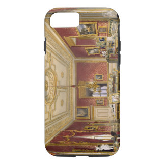 Coque iPhone 7 Le salon privé de la Reine, château de Windsor,