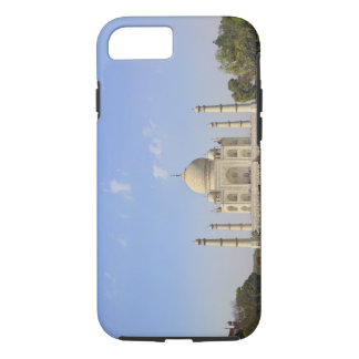 Coque iPhone 7 Le Taj Mahal, un mausolée situé à Âgrâ, Inde,