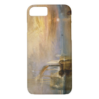 Coque iPhone 7 Le Temeraire de combat, 1839