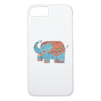 Coque iPhone 7 L'éléphant bleu