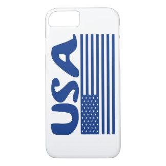 COQUE iPhone 7 LES ETATS-UNIS PAR LA SUBSTANCE AMÉRICAINE