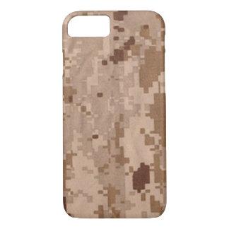 Coque iPhone 7 Les militaires de désert camouflent
