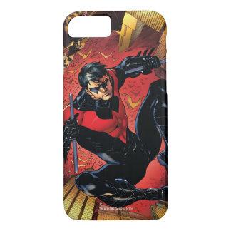 Coque iPhone 7 Les nouveaux 52 - Nightwing #1