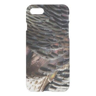 Coque iPhone 7 Les plumes sauvages de la Turquie je soustrais la