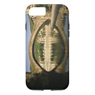 Coque iPhone 7 L'Europe, Italie, Ligurie, Dolceacqua, Di de la