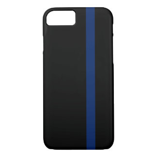 Coque iPhone 7 LION amincissent Blue Line