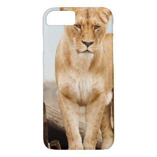 Coque iPhone 7 Lionne