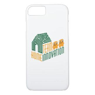 Coque iPhone 7 Logo de COUP sur la caisse blanche (iPhone 7)