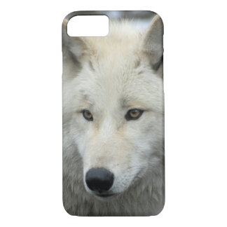 Coque iPhone 7 Loup 013