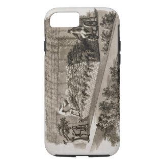 Coque iPhone 7 Luxe des jardins, des 'fragments sur la théorie a