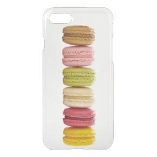 Coque iPhone 7 Macaron Girly coloré mignon