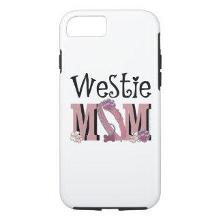 Coque iPhone 7 MAMAN de Westie