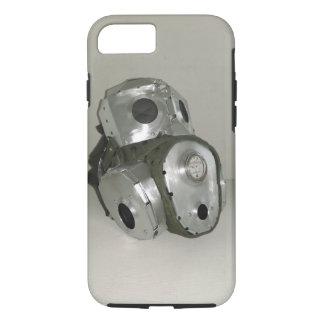 Coque iPhone 7 masque de gaz