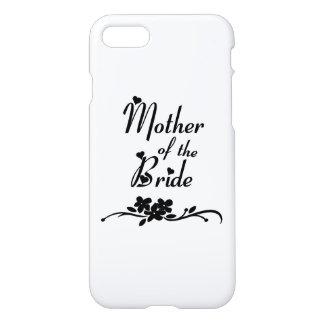 Coque iPhone 7 Mère classique de la jeune mariée