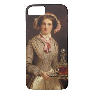 """Coque iPhone 7 """"Monsieur de xérès ? """", 1853 (huile sur la toile)"""