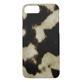 Coque iPhone 7 Motif de vache