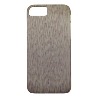 Coque iPhone 7 Motif en bois de grain de Ricoleta
