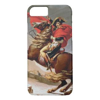 Coque iPhone 7 Napoléon croisant les Alpes, c.1800 (huile sur la