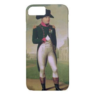 Coque iPhone 7 Napoléon I devant le château de Malmaison