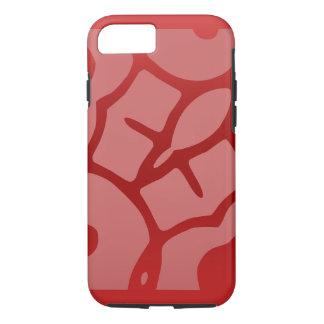 Coque iPhone 7 nerfs extérieurs durs de caisse de la pomme