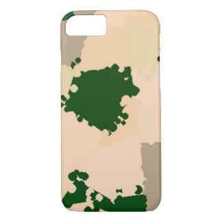 Coque iPhone 7 Oasis Camo de désert