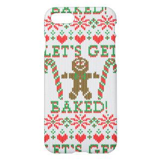 Coque iPhone 7 Obtenons a fait le biscuit de pain d'épice dit