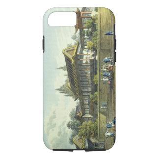 Coque iPhone 7 Palais d'été de l'empereur, vis-à-vis de la ville