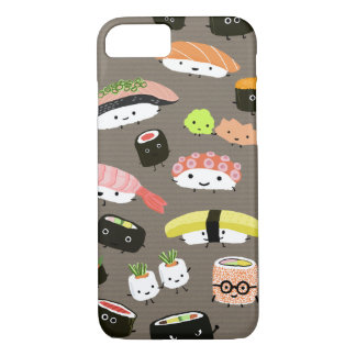 Coque iPhone 7 Partie de sushi