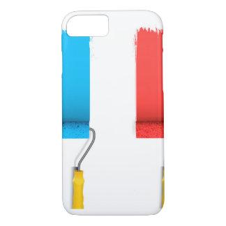 Coque iPhone 7 Peignez la France