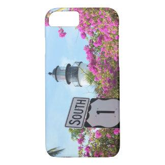 Coque iPhone 7 Phare de Key West, la Floride