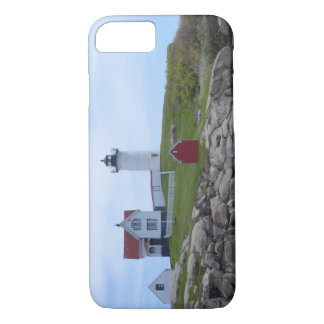 Coque iPhone 7 Phare de protubérance - Maine