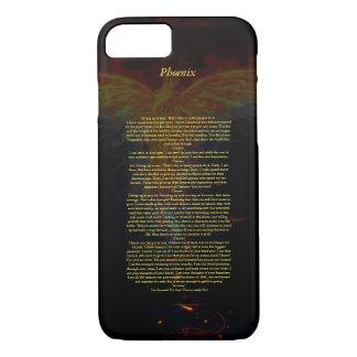 Coque iPhone 7 Phoenix