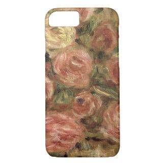 Coque iPhone 7 Pierre fleurs de Renoir un |