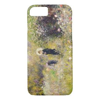 Coque iPhone 7 Pierre un paysage d'été de Renoir |