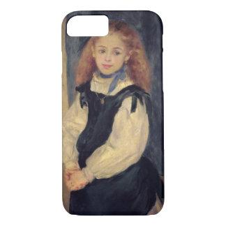 Coque iPhone 7 Pierre un portrait de Renoir | de Mademoiselle