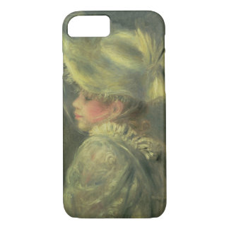 Coque iPhone 7 Pierre un Renoir   le casquette blanc