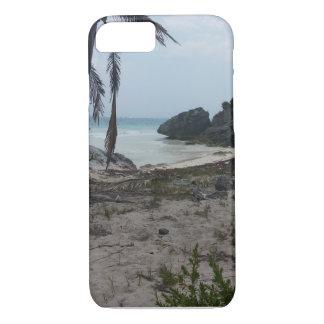 Coque iPhone 7 Plage de Tulum, Mexique
