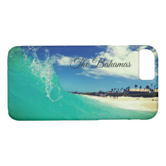 Coque iPhone 7 Plage des Bahamas